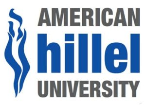 American University Hillel logo