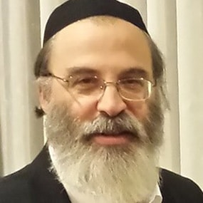 Photo of Boruch Bernstein
