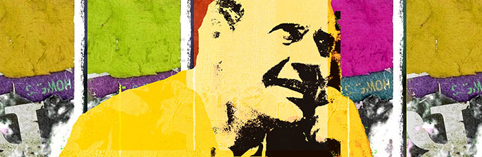 Abstract image of Leo M. Bernstein