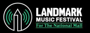 Landmark Musict Festival for the National Mall logo