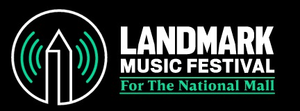 Landmark Musict Festival for the National Mall logo