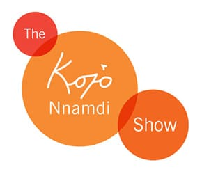 The Kojo Nnamdi Show logo