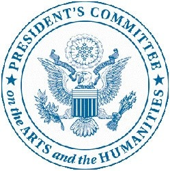 President's Committee on the Arts and Humanities logo