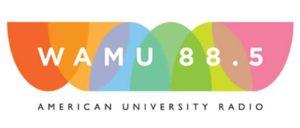 WAMU American University Radio logo
