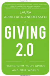 Book Cover - Giving 2.0 by Laura Arrillaga-Andreessen