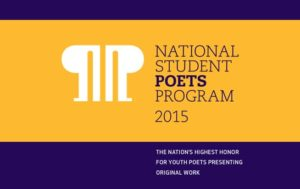 National Student Poets Program 2015 logo
