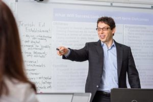 Photo of Josh Troderman from ShalomLearning