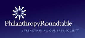 Philanthropy Roundtable Strengthening Our Free Society logo