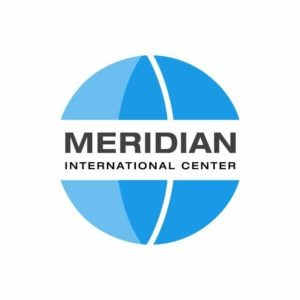Meridian International Center logo